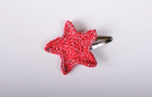 Shiny Star Hair Clip