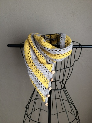 Three Season Shawl