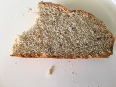 Lessons learned from first whole grain (yeast) bread experience. Baking bread, healthy too!