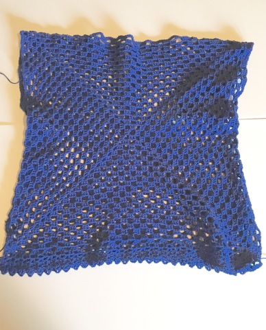 crochet granny square shirt, crochet orders, crochet gifts for people,